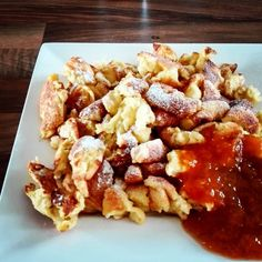 Breakfast And Brunch, Austrian Recipes, Austrian Food, Great Recipes, Cauliflower, French Toast, Easy, Vegetables, Dinner