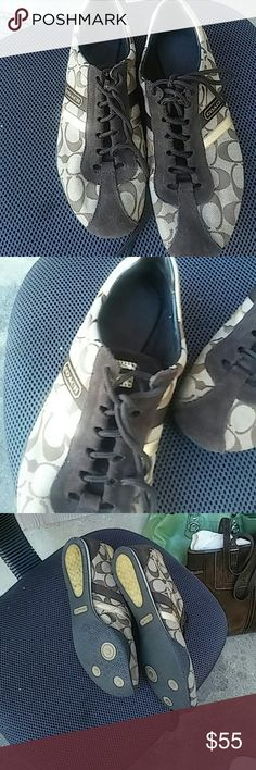 Coach Sneakers. Beautiful, very comfortable. Coach Shoes Sneakers