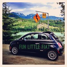 Fun Little #Fiat Fiat 500e, Fiat Abarth, Sun Roof, British Columbia, Insta Pic, Cars Motorcycles, Cool Cars, Connect, Automobile