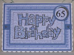 There aren't too many birthdays amongst family and friends at the beginning of the year but this year there have been several males, who I . Twenty First Birthday, Man Birthday, Birthday Cards, Happy Birthday, Penny Black Stamps, Some Cards, Quick Cards, Masculine Cards, My Stamp