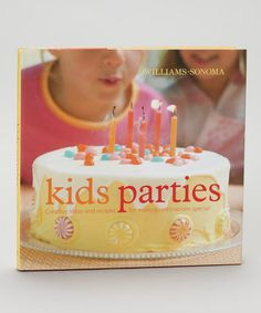 Take a look at this Kids Parties Hardcover by Books For Less on #zulily today!