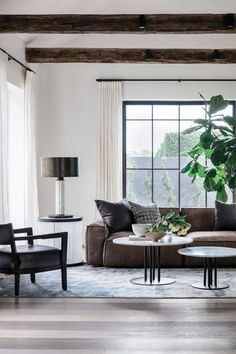 Now that winter is truly upon us, it's time to get cosy. And who better to advise us on the benefits of warmer lighting, rich textiles and indoor plants than Coco Republic Interior Design's resident guru Jase Campbell? Read on to discover his eight best winter styling tips: