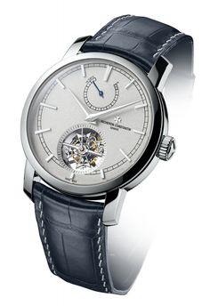 Vacheron Constantin Patrimony Traditionnelle 14-Day Tourbillon Collection Excellence Platinum Watch