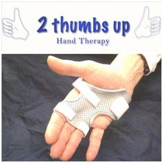 Custom splinting for multiple trigger fingers at 2 Thumbs Up Hand Therapy.