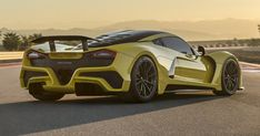 John Hennessey Says He's Motivated By Koenigsegg's Speed Record #Hennessey #Hennessey_Venom_F5