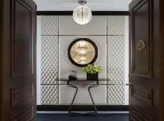 The St. Regis New York—Bentley Suite Entrance
