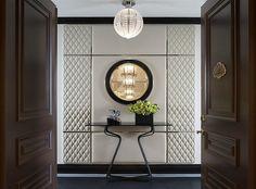 The St. Regis New York—Bentley Suite Entrance
