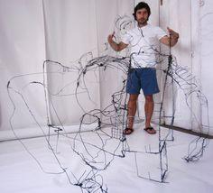 3D Drawings by David Oliveira
