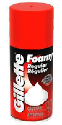 Gillette Regular Shave Foam