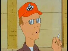 Dale Gribble - Computers don't make errors...