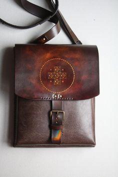 #leather #man #bag #handmade #furgamurga