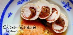 A great #Thermomix #dinner #recipe: Mara's #Chicken roulade! More at www.SuperKitchenMachine.com
