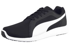 Produkttyp , Sneaker, |Schuhhöhe , Niedrig (low), |Farbe , Schwarz-Weiß, |Herstellerfarbbezeichnung , black-white, |Obermaterial , Materialmix aus Synthetik und Textil, |Verschlussart , Schnürung, |Laufsohle , Gummi, | ...