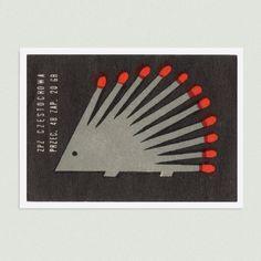 'Hedgehog Matches' (Poland, 1960)