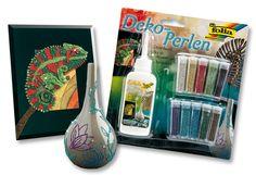 Wunderbare Formen und Motive sind mit den Dekoperlen möglich. Erfahren Sie dazu mehr unter http://www.folia.de