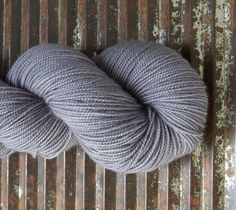 BFL/Nylon Superwash Fingering - TWIST...'Old Smoke'  - Kettle Yarn Co.