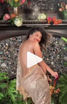 Priyanka Chopra Goes All Sultry In The Hottest Saree Ever As She Becomes Cover Girl For Instyle Magazine - HungryBoo Priyanka Chopra Dress, Actress Priyanka Chopra, Instyle Magazine, Bollywood Bikini, Bollywood Fashion, Indian Dress Up, Kids Ethnic Wear, Deepika Padukone Style, Most Beautiful Bollywood Actress