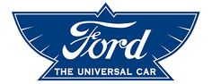 1912 Ford logo