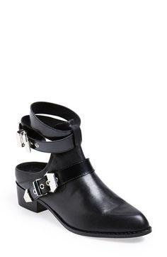 Sol Sana 'Samuel' Bootie (Women) Black Size 39 EU on Vein - getVein.com