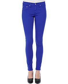 royal blue jeans