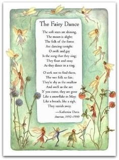 Fairy Quotes, Raindrops And Roses, Fairy Pictures, Vintage Fairies, Flower Fairies, Fairy Art, Magical Creatures, Pics Art, Nursery Rhymes