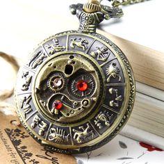 Constellation Pocket watch