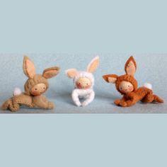 Drie konijntjes (Pippilotta) - Mijn Hemeltje