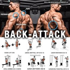 Learn the most bodybuilding tips. body building tips. tips for bodybuilding competition. back exercises back workouts Fitness Man, Sport Fitness, Body Fitness, Fitness Tips, Fitness Motivation, Motivation Quotes, Health Fitness, Weight Training Workouts, Gym Workout Tips