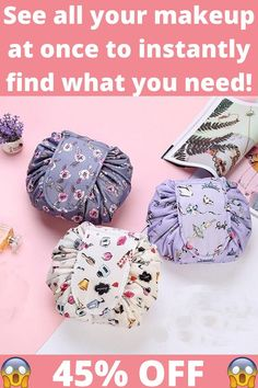Diy Sewing Projects, Sewing Hacks, Sewing Tutorials, Sewing Crafts, Sewing Lessons, Bag Patterns To Sew, Sewing Patterns, Baby Dress Patterns, Makeup Bag Pattern