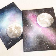 Ink Blend a Galaxy