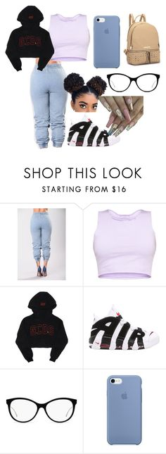 """Untitled #136"" by bvbydest on Polyvore featuring NIKE"