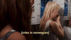 Bilderesultat for cries in norwegian