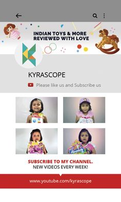 Kyrascope Visiting Card Back