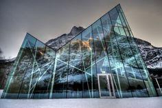 Trollwall in Norway
