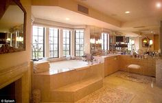 Celebrity Bathroom: Sandra Bullock (Beverly Hills, CA)