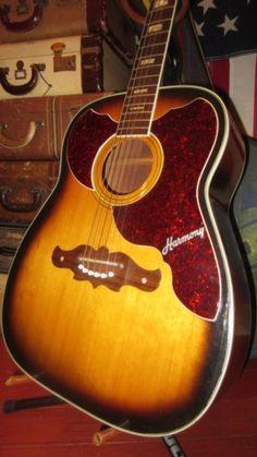 1969 Harmony Sovereign Jumbo Deluxe