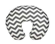 Org Store Premium Nursing Pillow Cover  Slipcover for Breastfeeding Pillows  Fits Boppy Pillows  Chevron Patterned Gray >>> See this great product.-It is an affiliate link to Amazon.