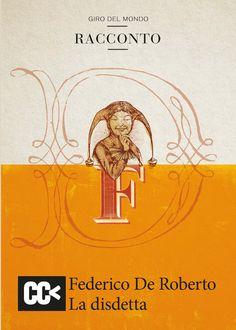 "Federico de Roberto ""La disdetta"" Cartacanta Editore"