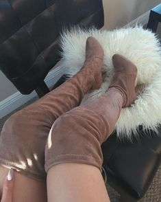 Search: Tie Me Up Knee High Boots ✨Shop: theluxebeauty.com✨
