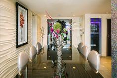 Dining Room - by Majik House #smarthome #lightingdesign #lightingcontrol #av