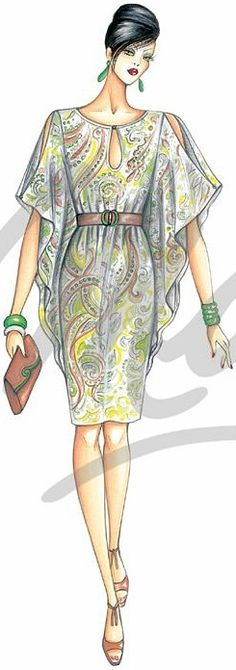 Marfy collection 2015 /16 Illustration Mode, Fashion Illustration Sketches, Fashion Sketches, Fashion Moda, Fashion Art, Fashion Beauty, Womens Fashion, Fashion Design, Marfy Patterns