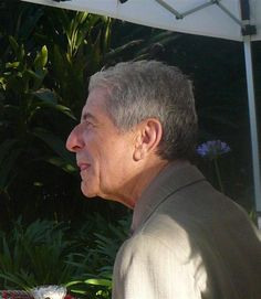 Things You May or May Not Know About Leonard Cohen
