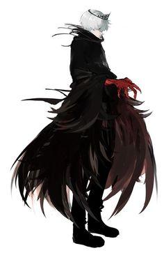 Ken Kaneki■■■ the one-eyed king ■■■ Manga Anime, Me Anime, Anime Kawaii, Dark Anime, Manga Art, Anime Guys, Anime Art, Tokyo Ghoul Fan Art, Ken Kaneki Tokyo Ghoul