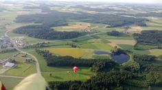 mein schönstes Erlebnis war heuer im Sommer meine Ballonfahrt in den Alpen mit meiner Schwester