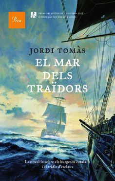 El mar dels traïdors / Jordi Tomàs Entrevista: https://soundcloud.com/rac1oficial/jordi-tom-s-parla-del-seu-nou