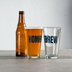 For the home-brew beer fiend.