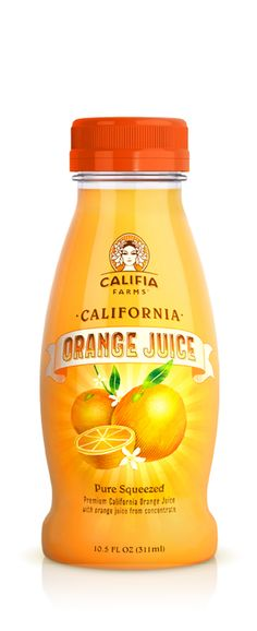 Orange Juice | Califia
