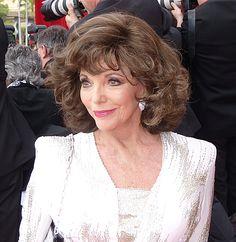 Joan Collins - Monte-Carlo Television Festival - Joan Collins – Wikipedia                                                                                                                                                                                 Mehr