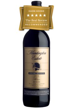 The Real Review 95 points for the 2014 Huntington Estate Special Reserve Shiraz Cabernet Sauvignon, Wine Country, Whiskey Bottle, Wines