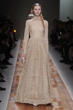 Valentino RTW Fall 2013 - Slideshow - Runway, Fashion Week, Reviews and Slideshows - WWD.com